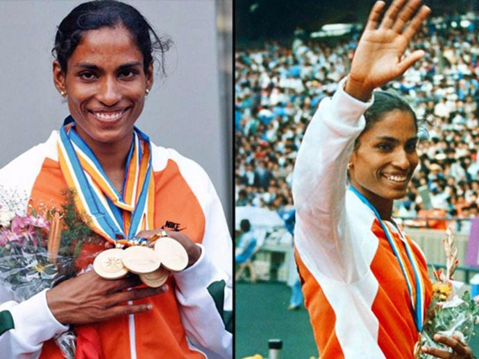 The Sprint Queen Of India