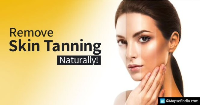 Natural Home Remedies To Remove Tan From Face