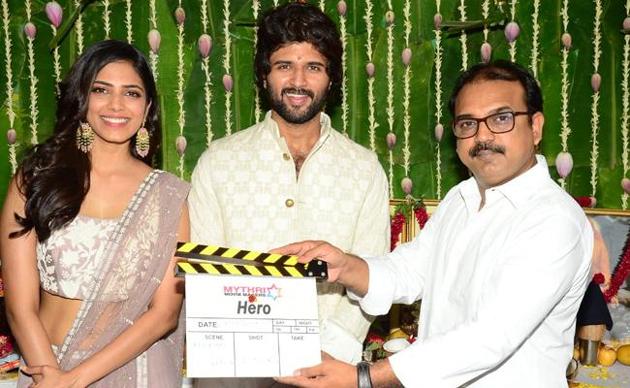 Vijay Devarakonda latest movie updates