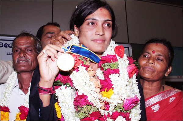 Mamatha Poojari The Queen Of Kabaddi
