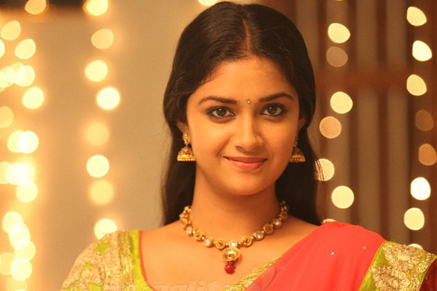 Keerthi Suresh To Become Miss India