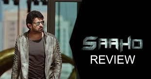 Today Released Rebel Star Prabha's 'Sahoo' Movie Review Updates.