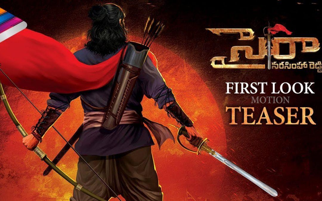 syeraa Narasimha Reddy Movie updates