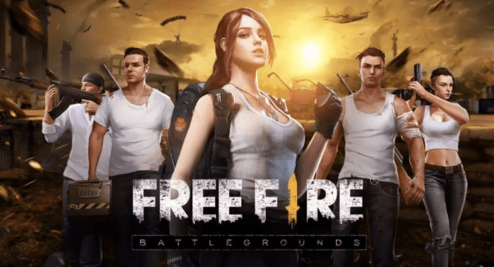 Free Fire Battlegrounds Game