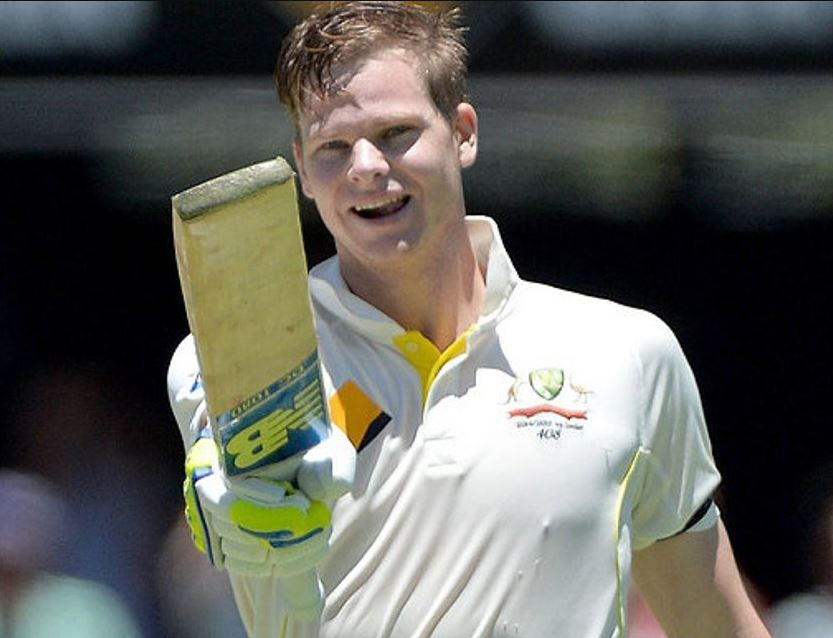 Steve Smith completes his double century
