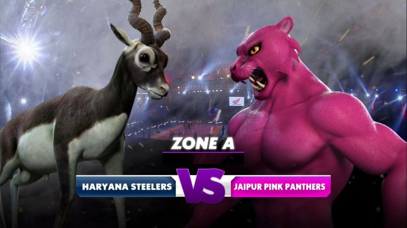 Haryana Steelers vs. Jaipur Pink Panthers, Who will win 'today's match?