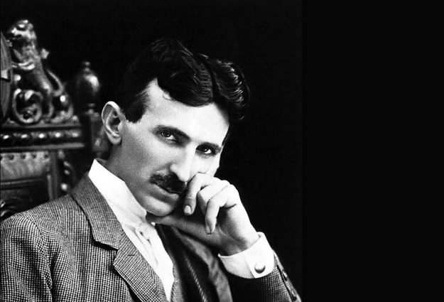 """History & Inventions"" Nikola Tesla."