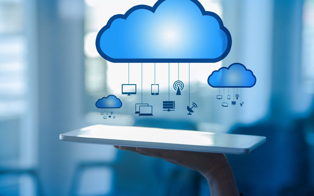 What is cloud computing? How can it work?