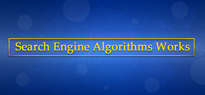 The Way Search engine Algorithms Perform